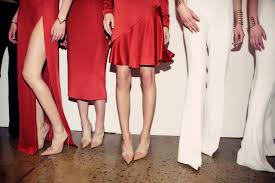 christian louboutin shoes for cushnie et ochs debuts at new york