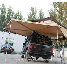Caravan Retractable Awnings 4wd Sunshade Rv Caravan Retractable Car Side Awning For Camping