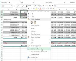 how to hide cells rows and columns in excel