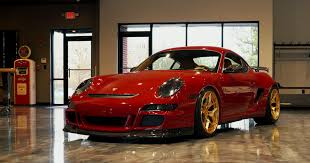 someone s made a porsche cayman gtr and it s stunning