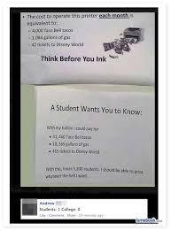 College Printer Meme - 17 funny facebook fails funny gallery ebaum s world
