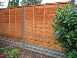 garden fence panels gardening ideas