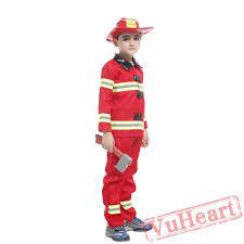 fireman costume costume kid fireman costume