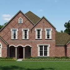 Home Design Center Dallas Tx New Homes At Canterbury Hills U0026 Hogans Glen Ashton Woods