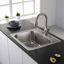 best kitchen sink material awesome best kitchen sink material trends including review plumbing