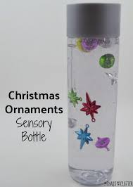 ornaments sensory bottle jpg