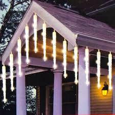 led icicle lights cool white led icicle christmas lights outdoor twinkling led icicle lights for