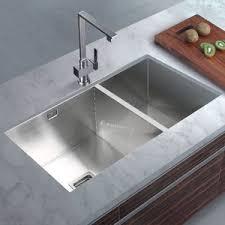Best Undermount Stainless Steel Kitchen Sink - Double bowl kitchen sink undermount