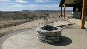 Granite Fire Pit by Recycled Granite Firepits