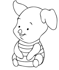 coloring pages baby free disney coloring pages pin baby pooh coloring pages disney