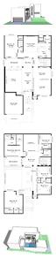 Homes With Courtyards by 1025 Best Floorplans Images On Pinterest House Floor Plans