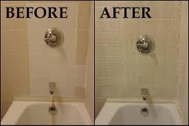 Reglazing Bathroom Tile Tile Kitchen U0026 Bath Reglazing