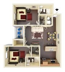 off campus wvu housing 2 bedroom 2 bath floorplan west run