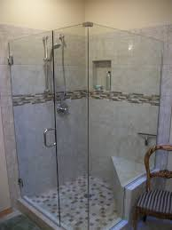Cheap Shower Wall Ideas by Our Bathroom Remodels Rose Construction