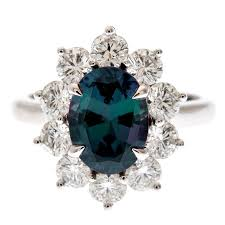chagne engagement ring best 25 alexandrite ring ideas on alexandrite
