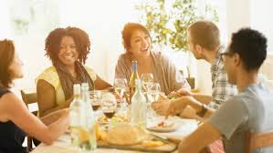 Dinner Party Question Games - icebreaker questions that will end dinner party awkwardness