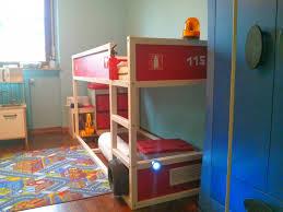 Ikea Lettini Per Bambini by La Casin Di Ale Dormire In Un Camion Dei Pompieri Ma Certo Con