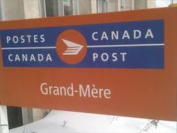 bureau de poste pr騅ost bureau de poste de grand mère grand mère post office g9t 2m0