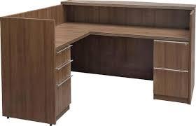 Modern Walnut Desk Images Of Modern Walnut Reception Desk