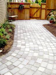 Ideas For Installing Patio Pavers 119 Best Paver Patio Designs Images On Pinterest Patio Ideas
