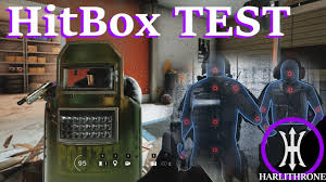 siege test hitbox reworked operation health test rainbow six siege patch