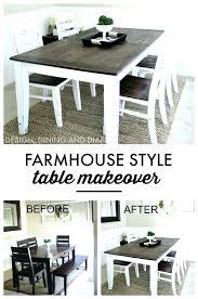 vernis table cuisine vernis table cuisine peinture table cuisine farmhouse table makeover