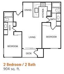 two bedroom two bath floor plans pictures 2 bedroom bathroom house plans the