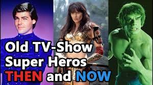 most popular tv shows 80s u0027 and 90s u0027 most popular superhero tv shows u0027 main characters