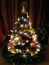 how to make a tree out of your favorite books