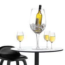 oversized wine glass ebay