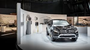 mercedes glc f cell hydrogen prototype unveiled production