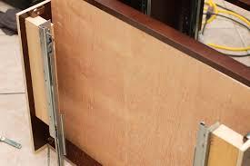 Toe Kick For Kitchen Cabinets by Super Secret Toekick Drawer For Kitchen Cabinet Ikea Hackers