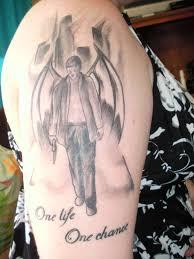 100 fallen angel tattoos for men fallen angel tattoos