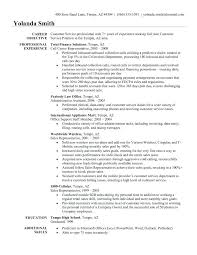 sample resume skills section customer service advertising sales