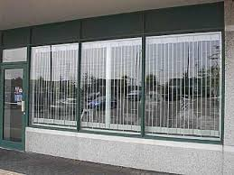 Retractable Curtains Metalex Retail Security Solutions Folding Gates Retractable