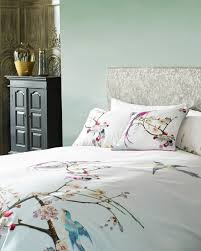 Grey Double Duvet Set Flight Of The Orient Double Duvet Cover Light Grey Gifts For