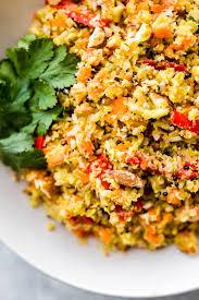 gujarati style coconut almond warm cabbage salad vegan paleo