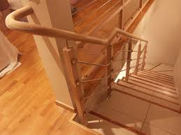 How To Put Up A Handrail How To Build Stairs Make Curved Stairways With Handrails