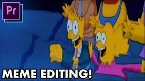 Meme Editing - 5 essential meme video editing techniques adobe premiere pro