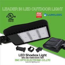 parking lot lighting manufacturers high bright led outdoor light dlc ul 150w parking lot lighting