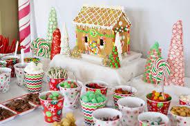 Interior Design View Candy Cane Theme Decorations Decor Color