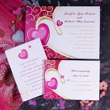 pink wedding invitations pink and golden wedding invitations ins134 ins134 0 00