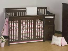 Cot Changing Table Crib With Attached Changing Table Convertible Crib Changing Table