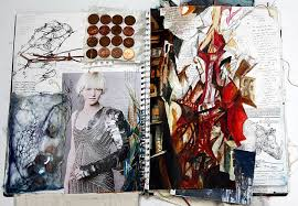 Home Design Sketchbook Textiles And Fashion Design Sketchbooks 20 Inspirational Examples