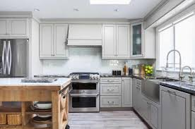 Modern Colors For Kitchen Cabinets Modern Gray Kitchen Cabinets Kitchen Pro