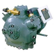 semi hermetic reciprocating compressor manufacturer u0026 supplier