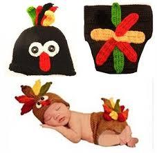 2017 baby crochet turkey hat cover set crochet boy