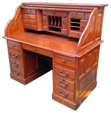 Computer Desks And Hutches Fancy Rolltop Computer Desk For House Design U2013 Trumpdis Co