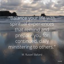 quotes about helping others in the bible balance your life