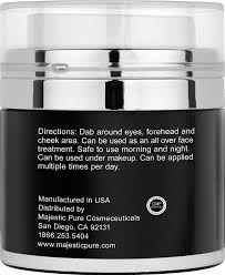 Pure Black Tone Amazon Com Eye Gel From Majestic Pure Offers Potent Anti Aging